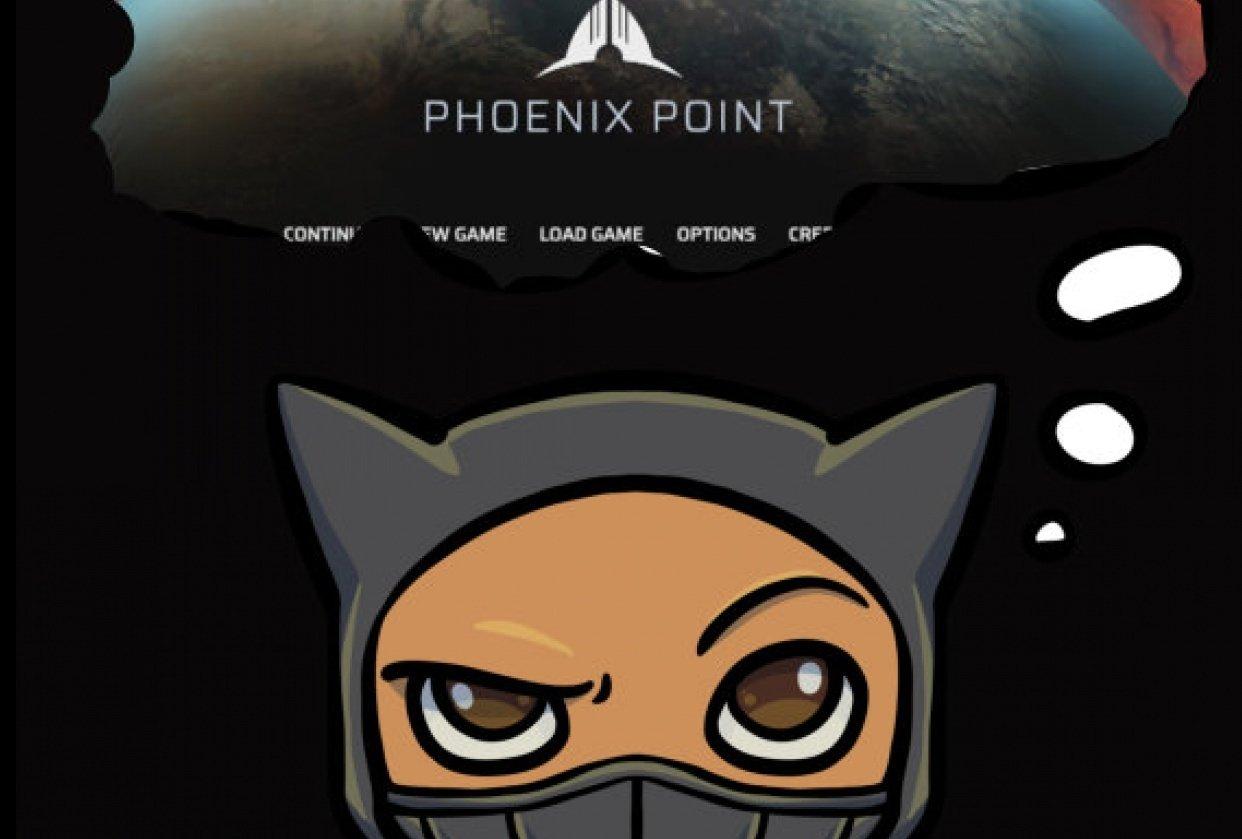 Phoenix Point Video Edit - student project