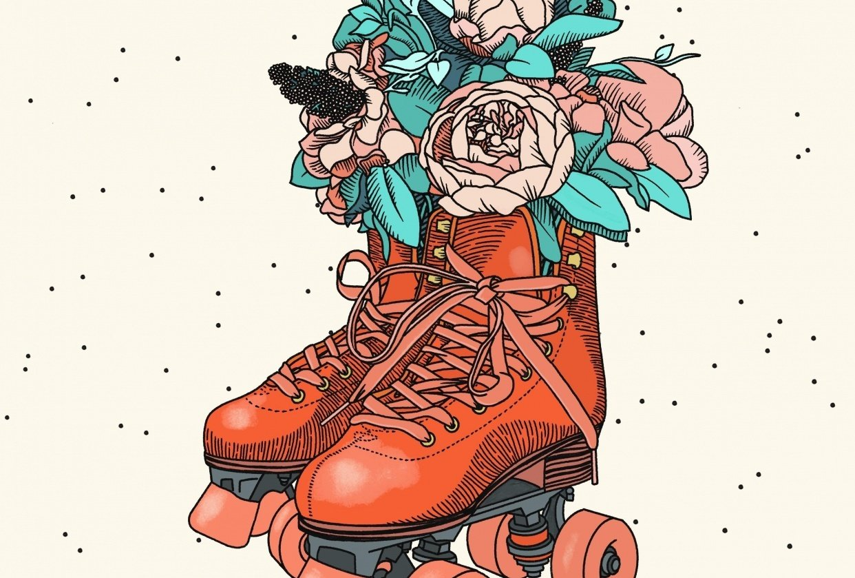 Roller Skates - student project
