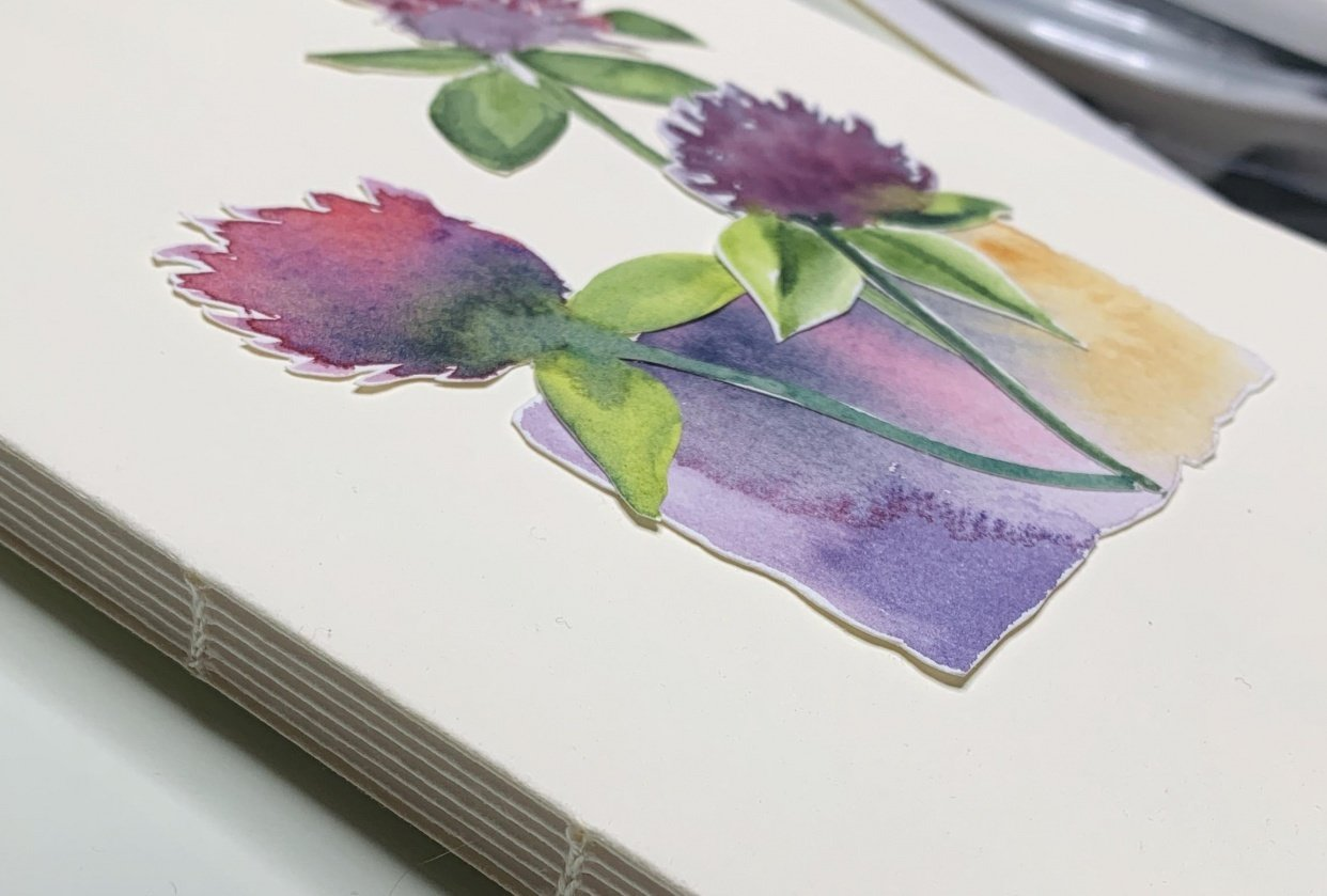 My First Art Journal - student project