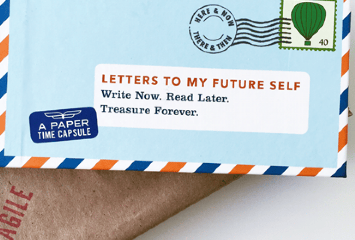 Letter to my future self - student project
