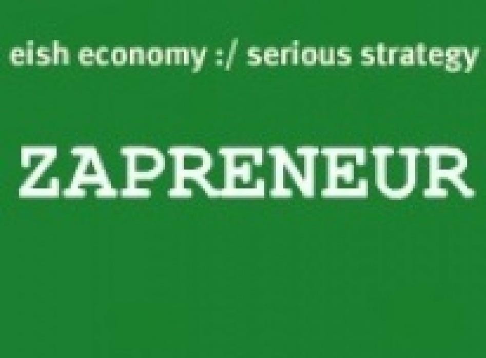 Zapreneur - student project
