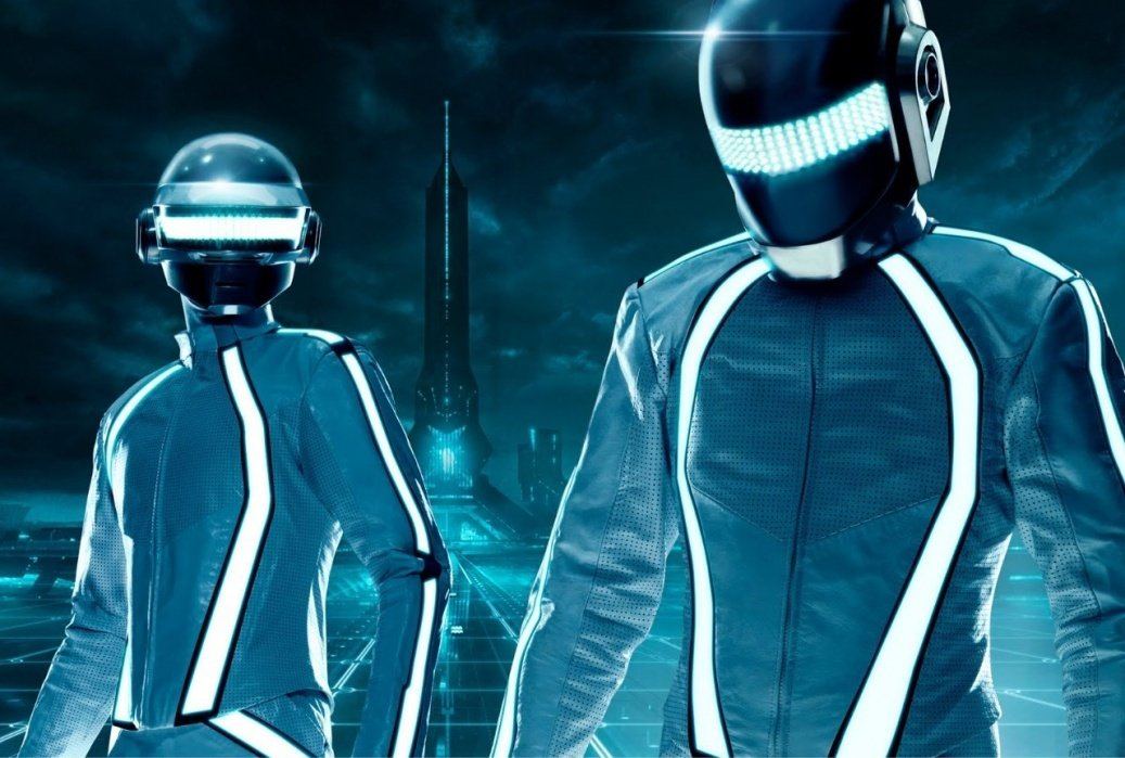 Daft Punk - End Trans-Mission Tour  - student project
