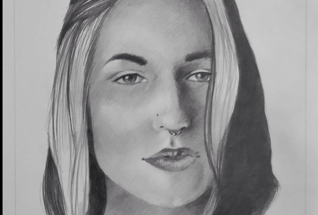 Face Portrait - student project