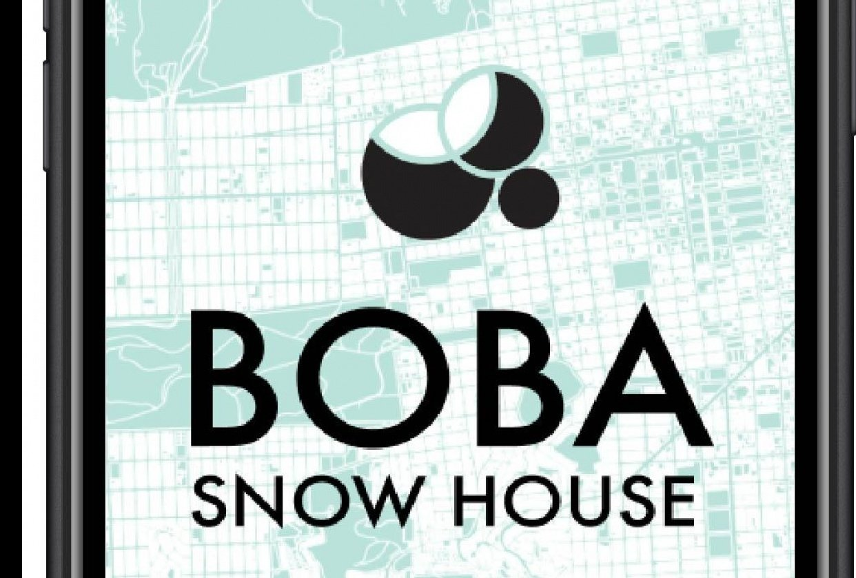 My Boba App - student project