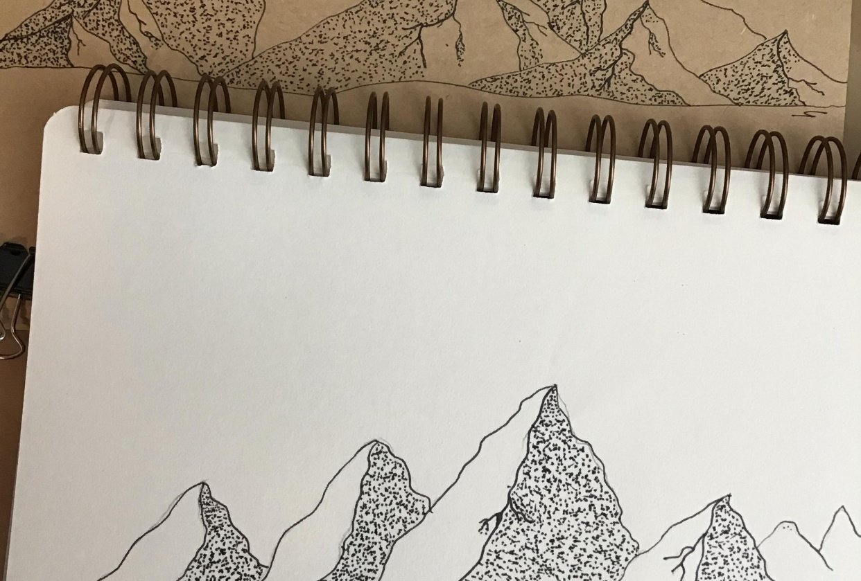 Mountains - student project