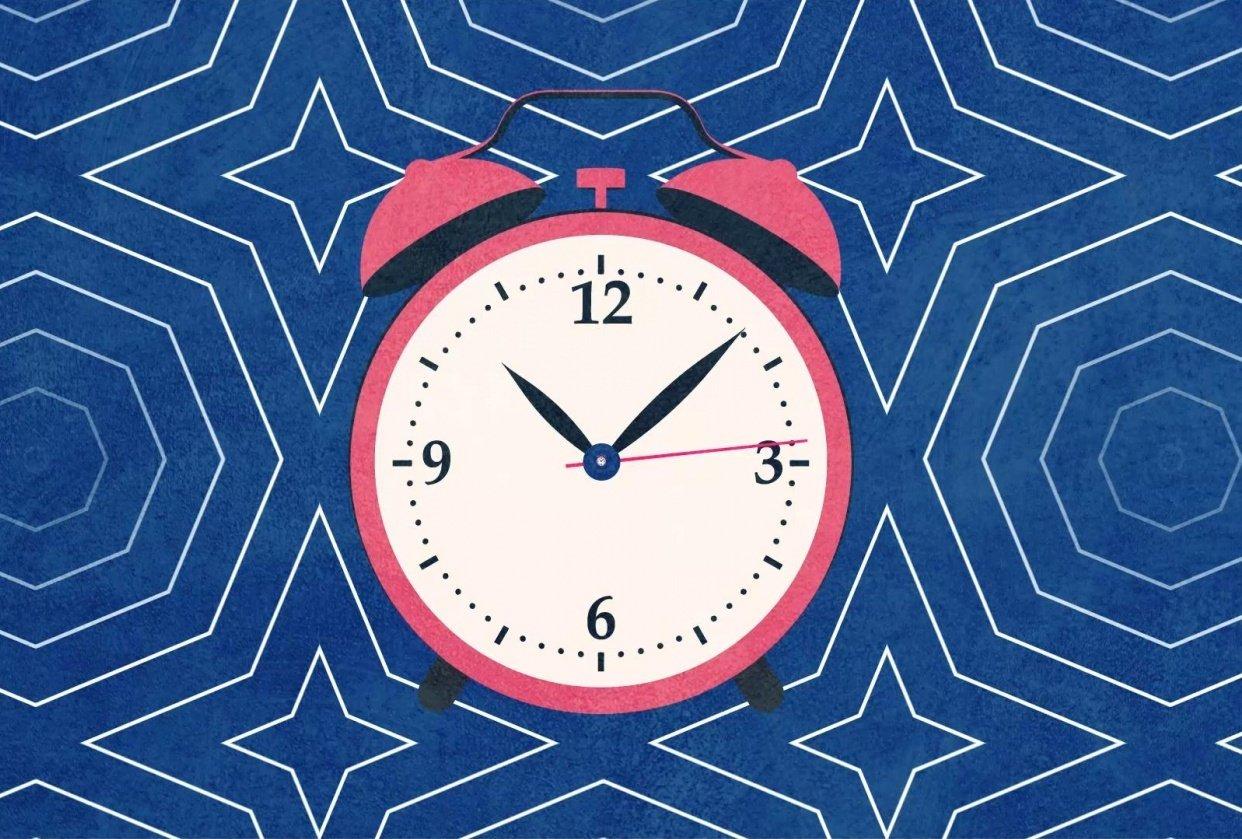 Crazy Clock - student project