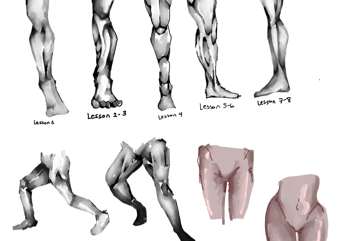 legs - student project