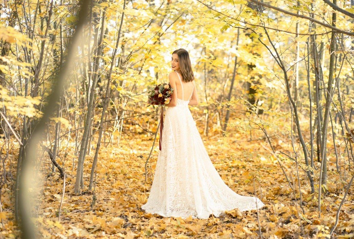 Autumn Wedding - student project