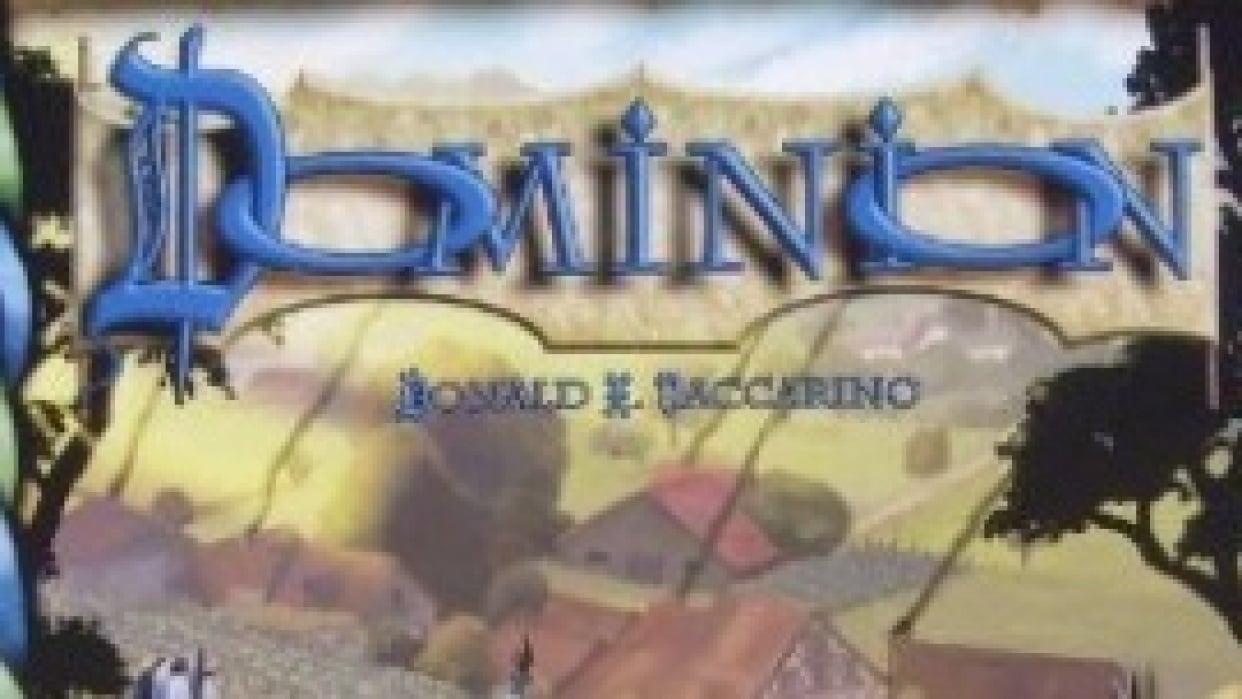 Dominion Set Randomizer - student project