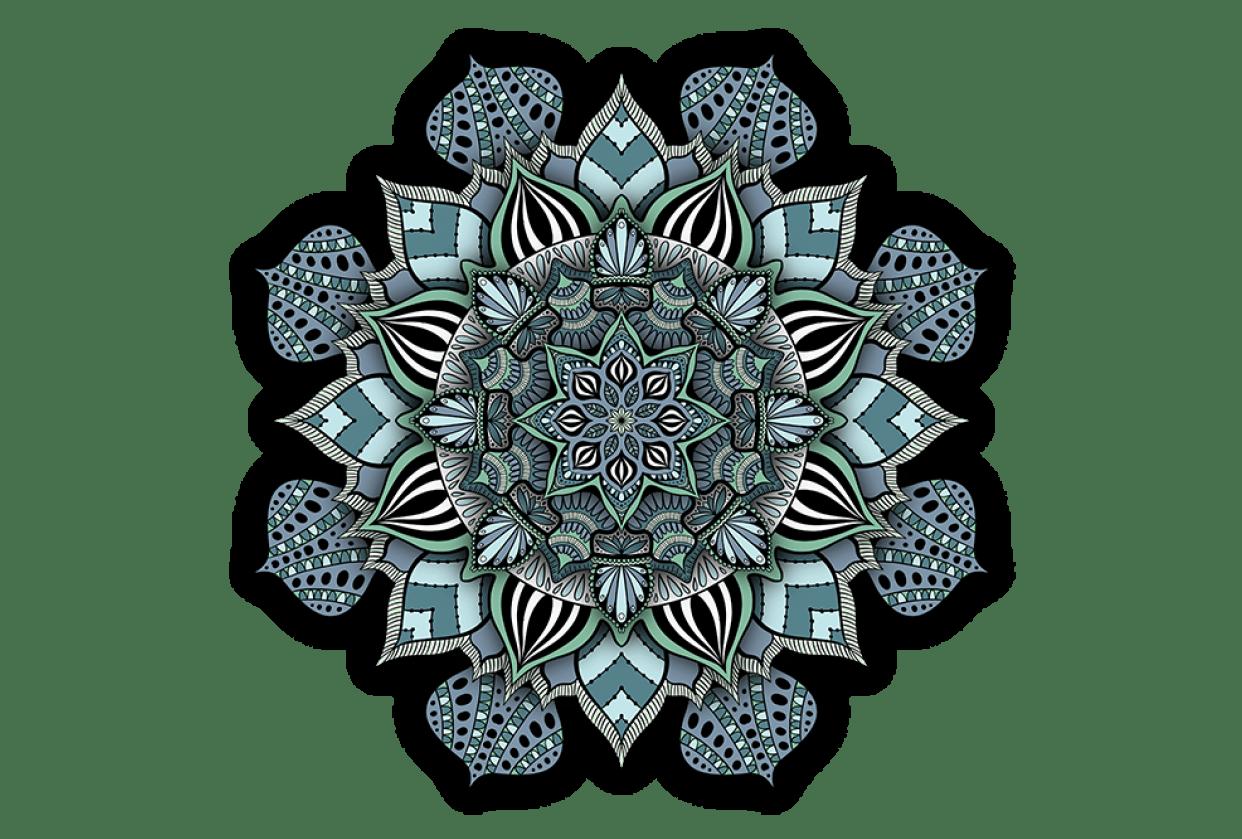 Procreate Mandalas: Sample Project - student project