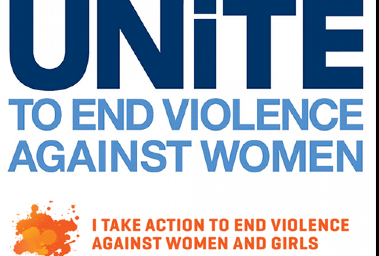 Join me in UNiTE gender equality project - student project