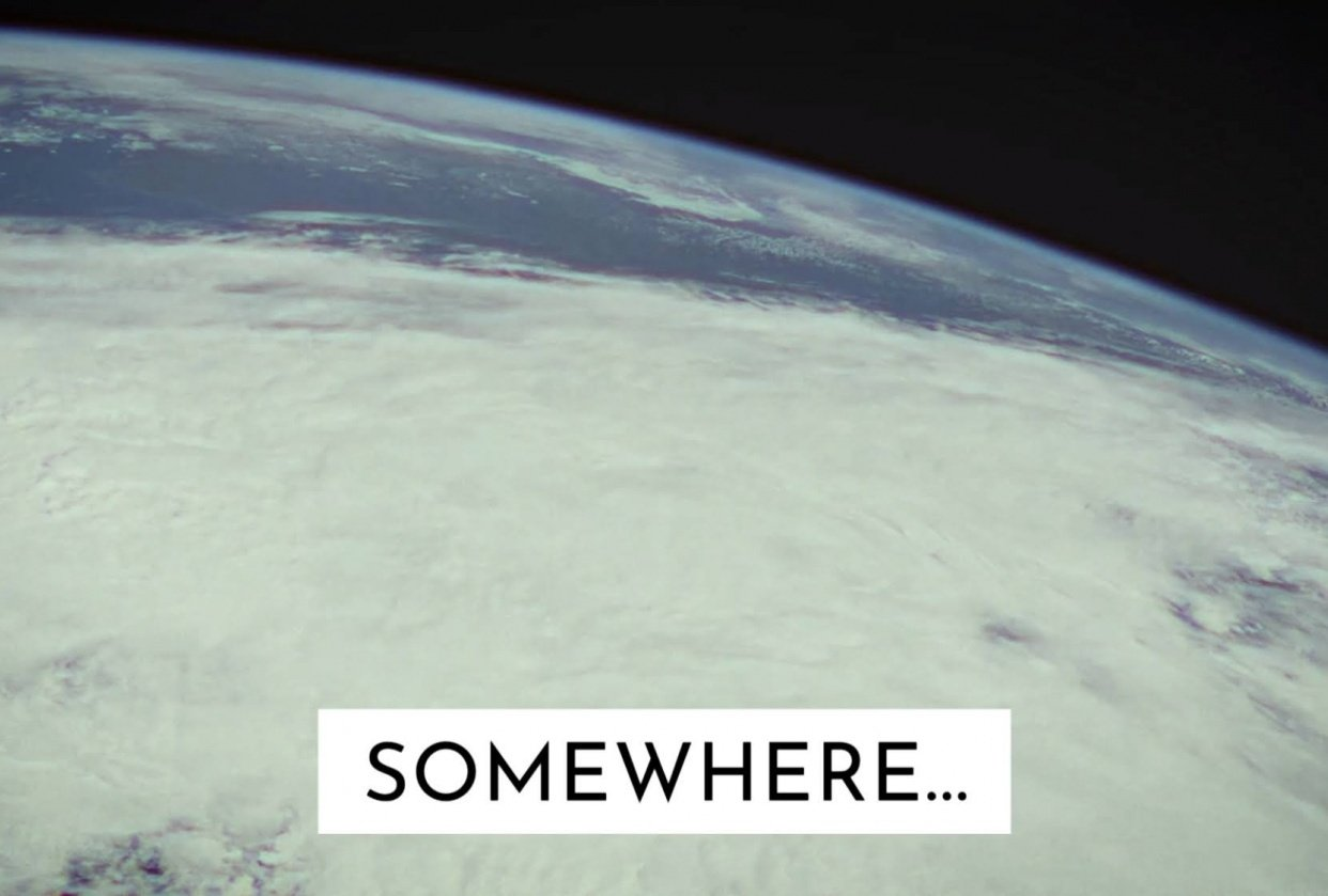 """""""Somewhere...anywhere"""" - student project"""