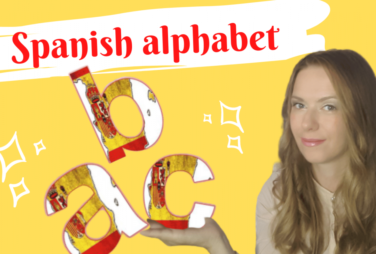 Learn Spanish for beginners - student project