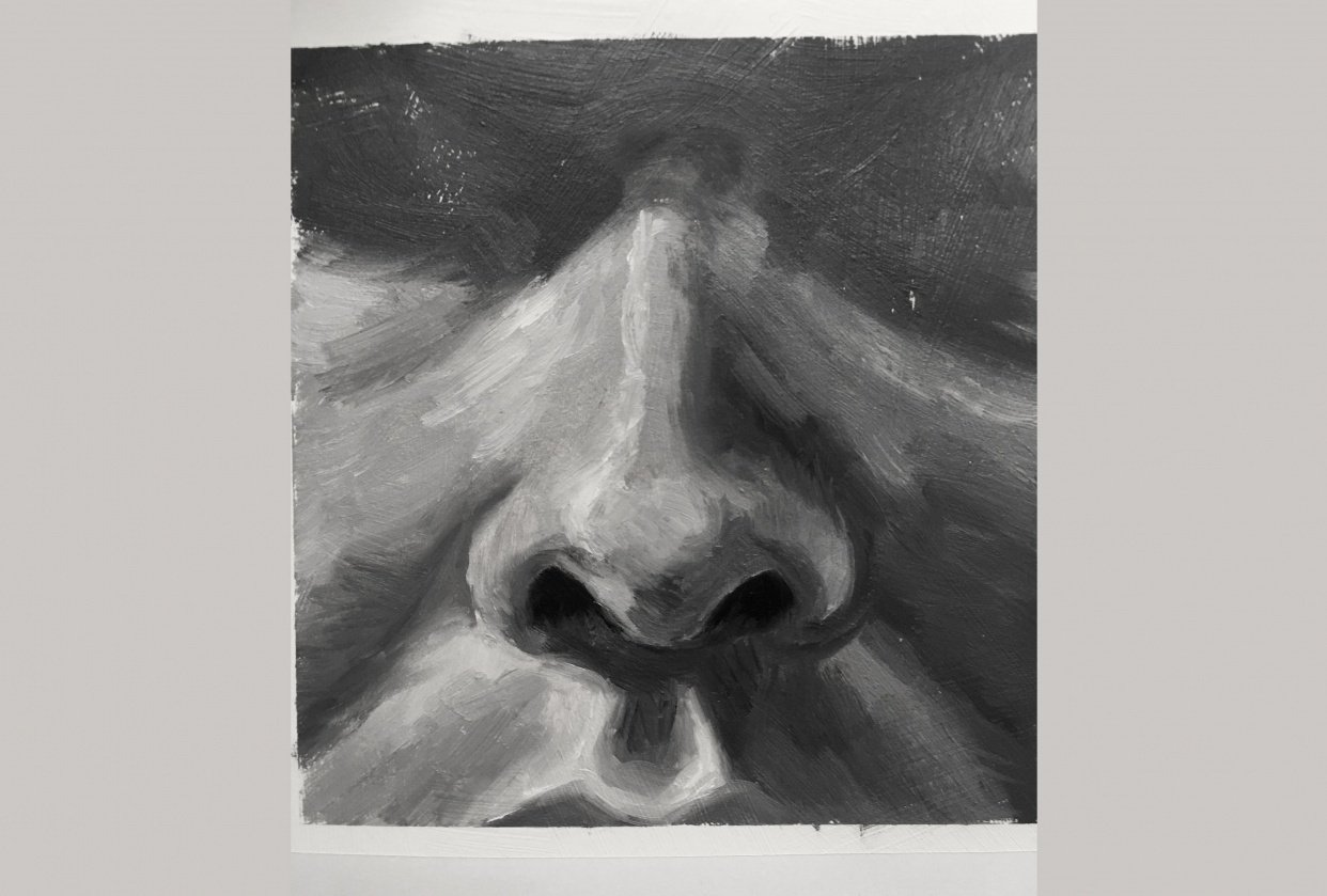 Nose exercise - student project