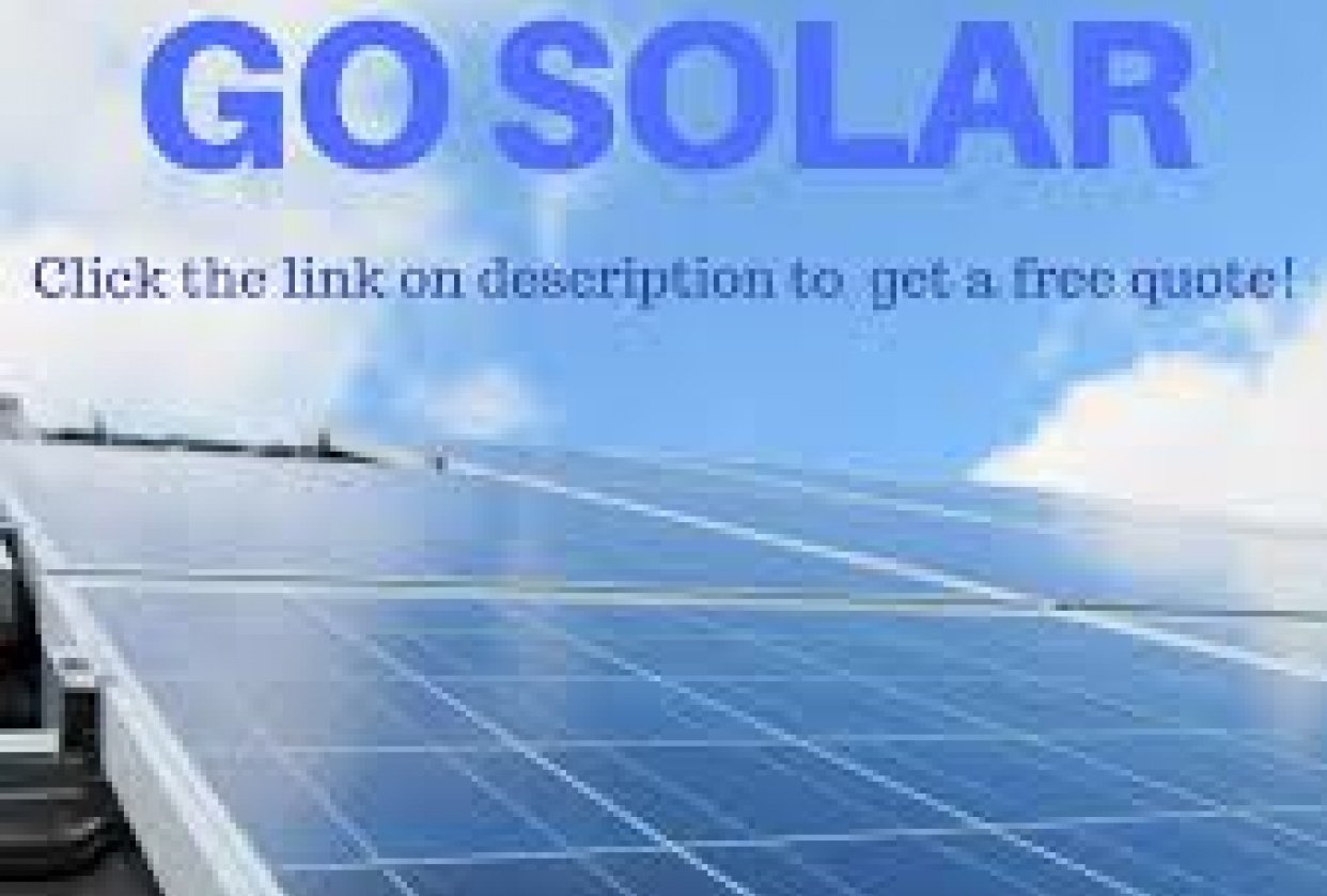 The Solar Marketing Ad - student project