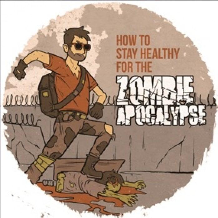 Zombie Apocalypse - student project