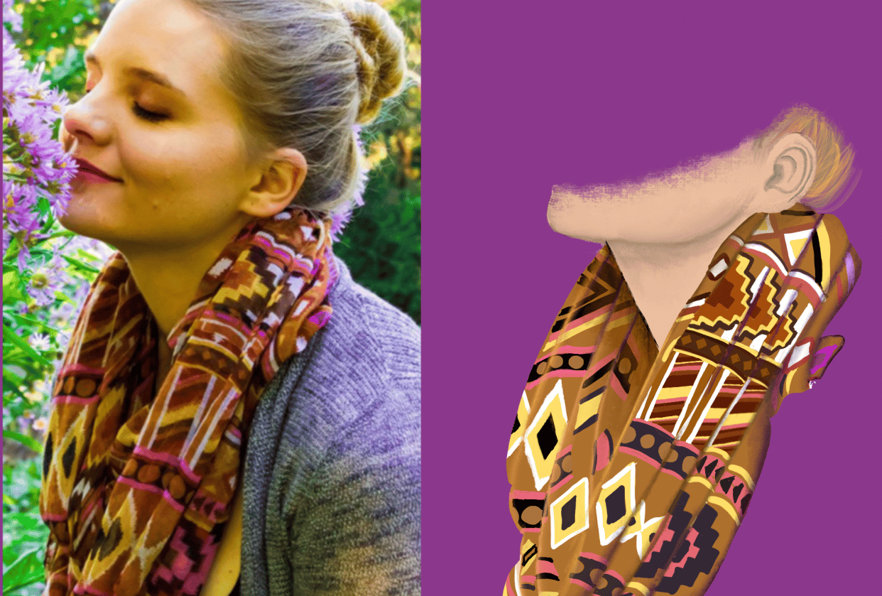 Scarf - student project