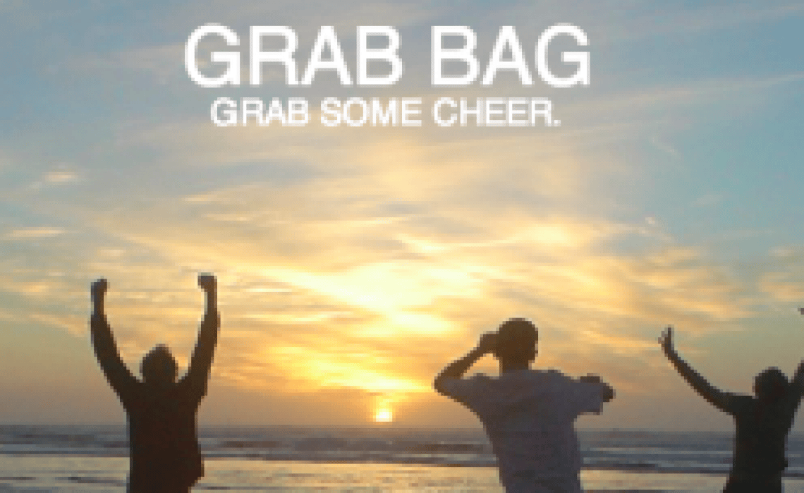 GRAB BAG - grab some cheer  - student project