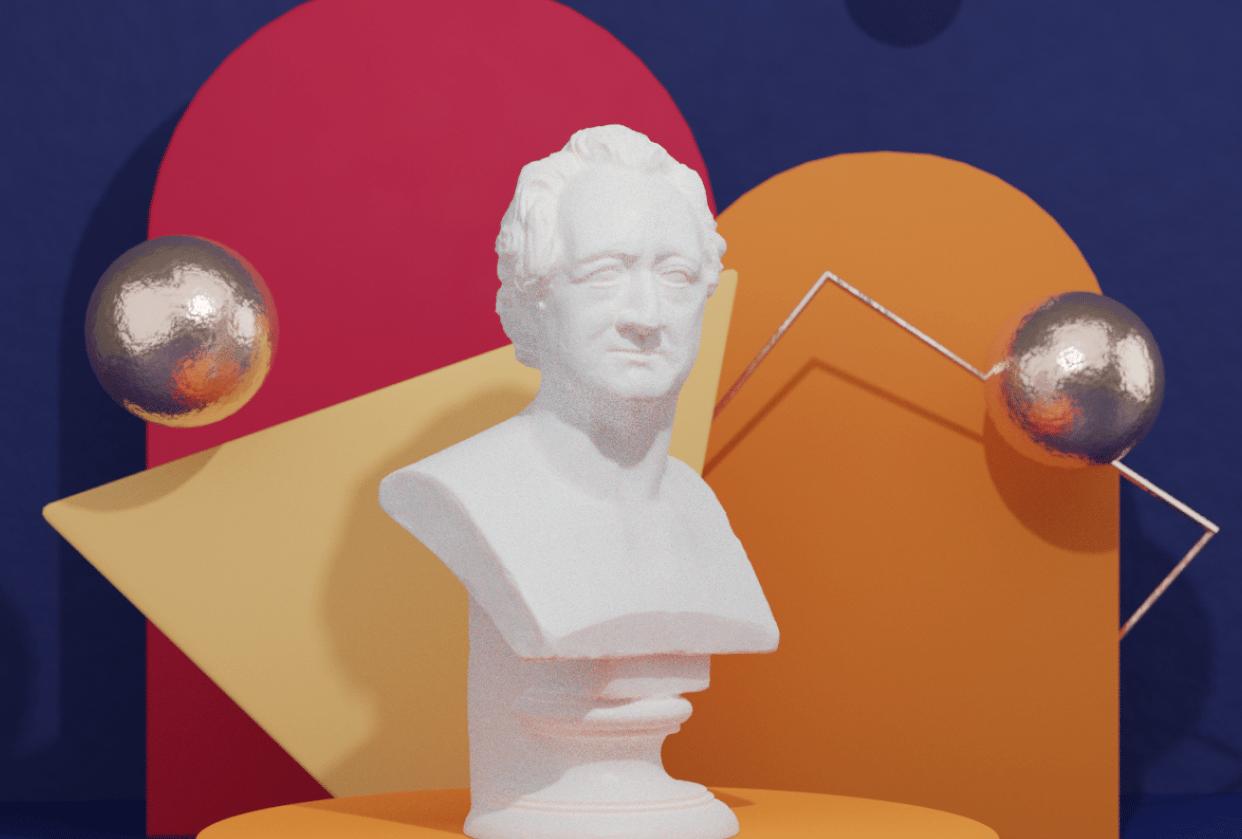 BlenderPractice - student project