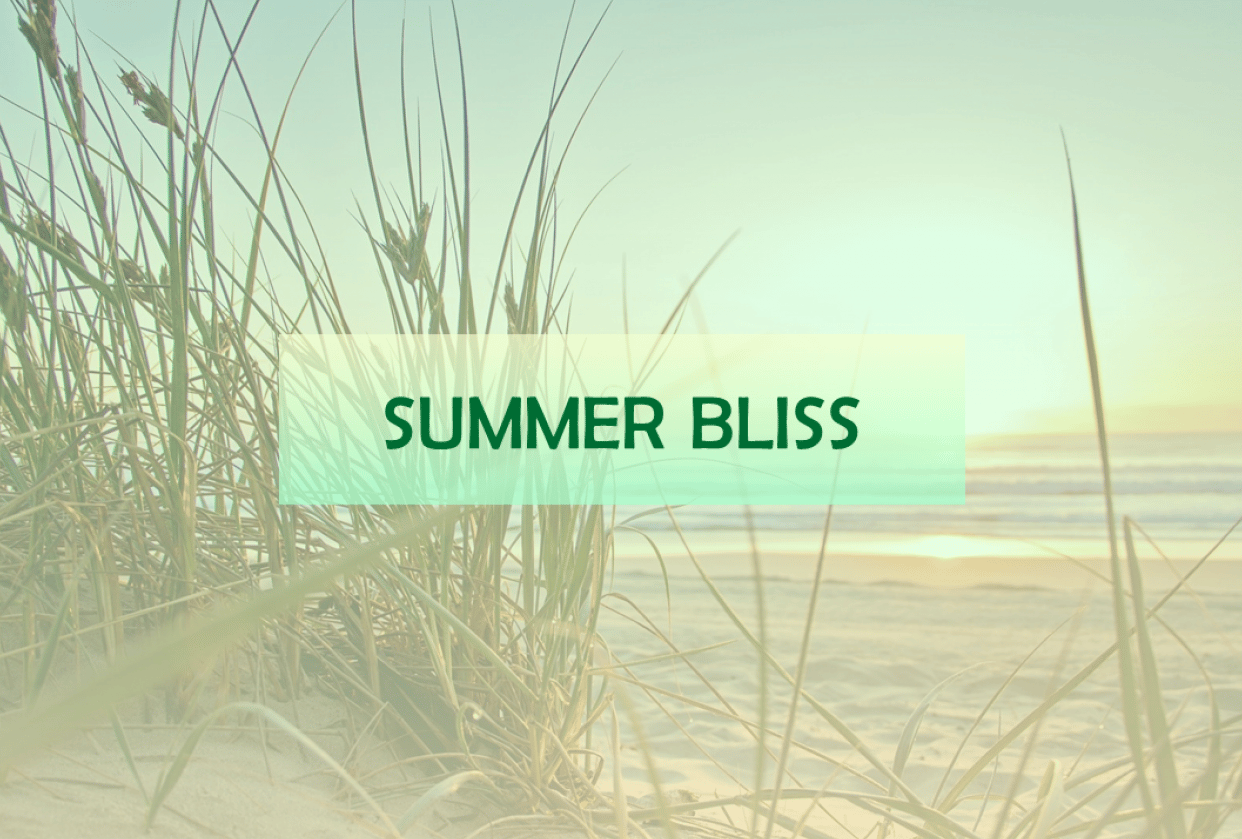 Summer Bliss - student project