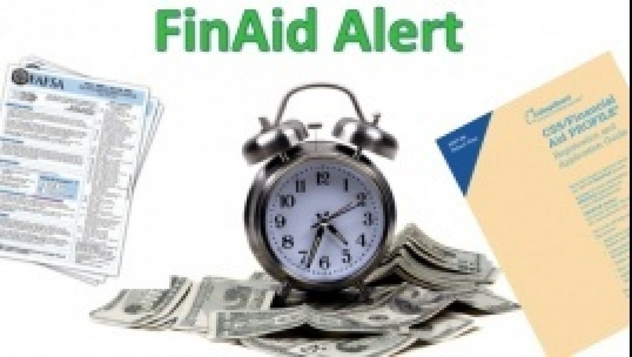 FinAid Alert: The College Affordability Alarm Clock - student project