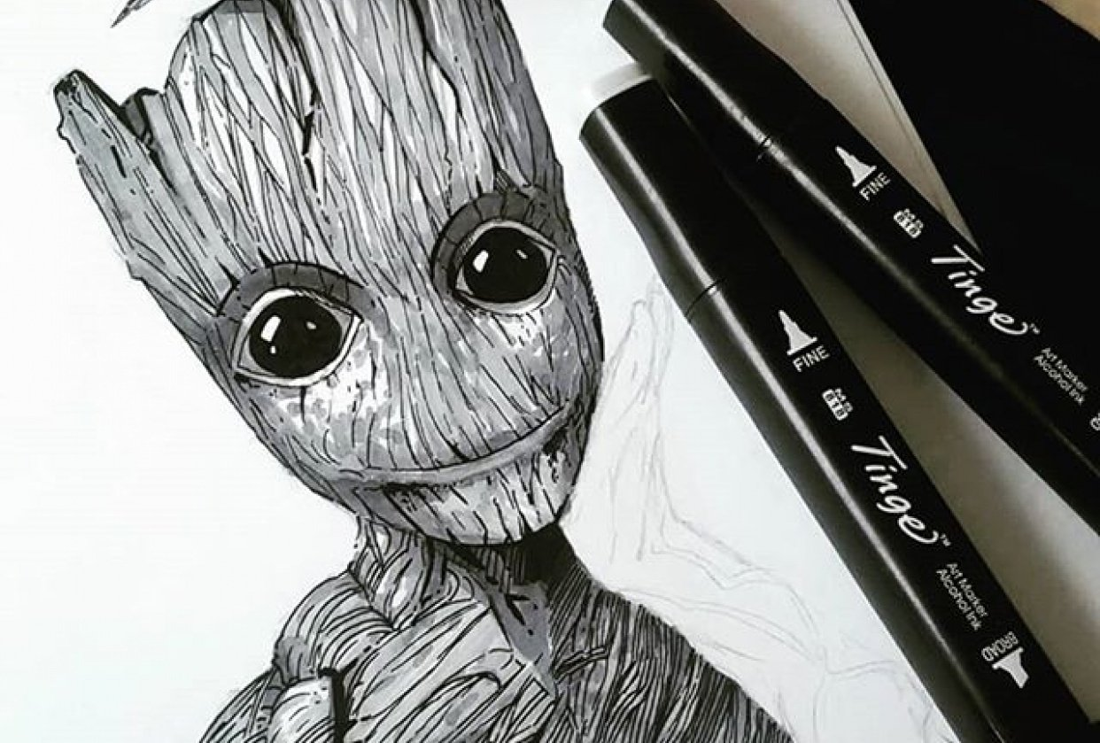 Groot - student project