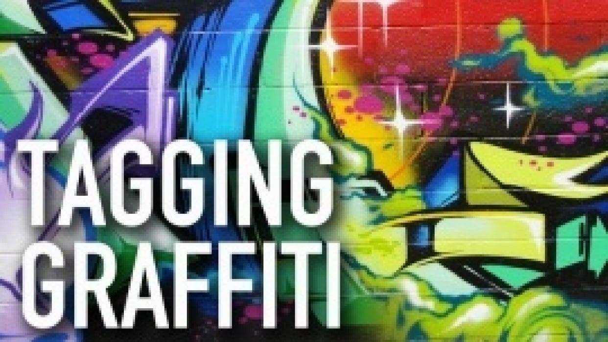 Tagging Graffiti  - student project