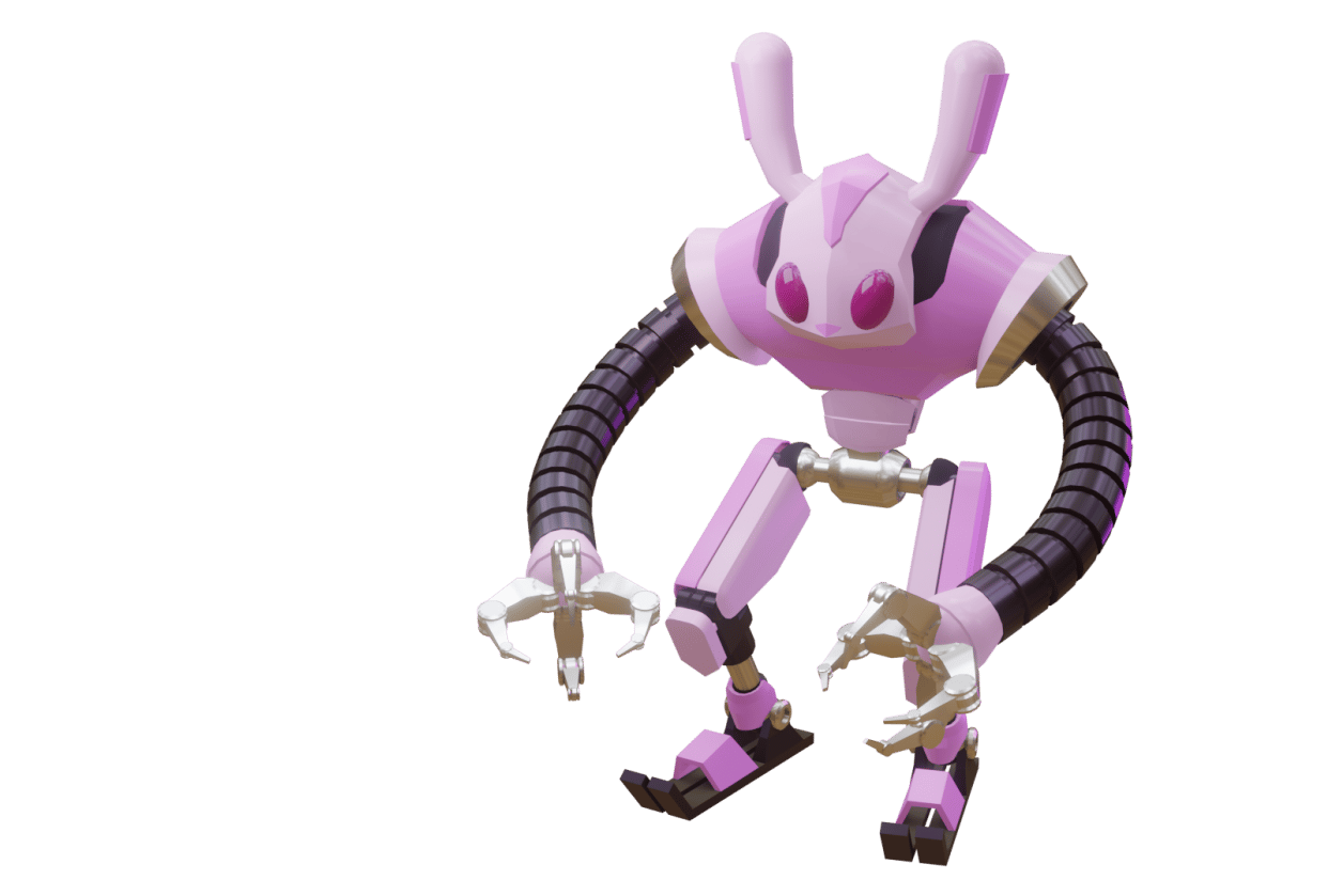 Rabbot the Robot - student project