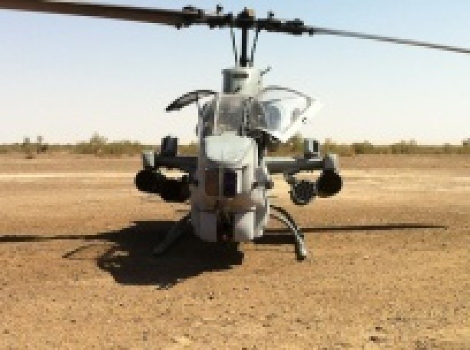 Cobra Helicopter Weight and Power - student project