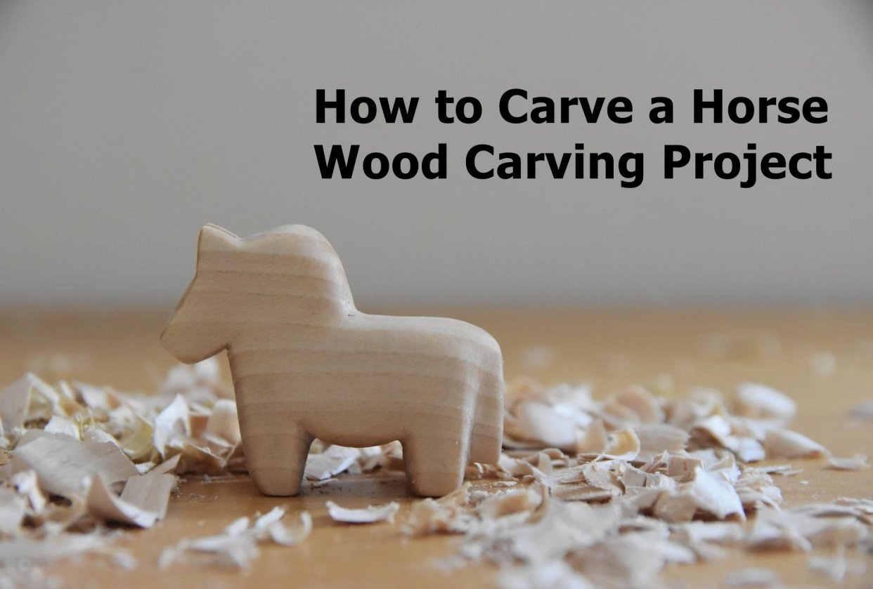 Wood Carving Project - student project