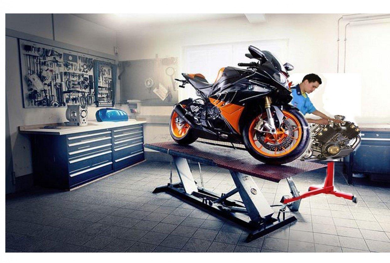 Super bike specialist - student project