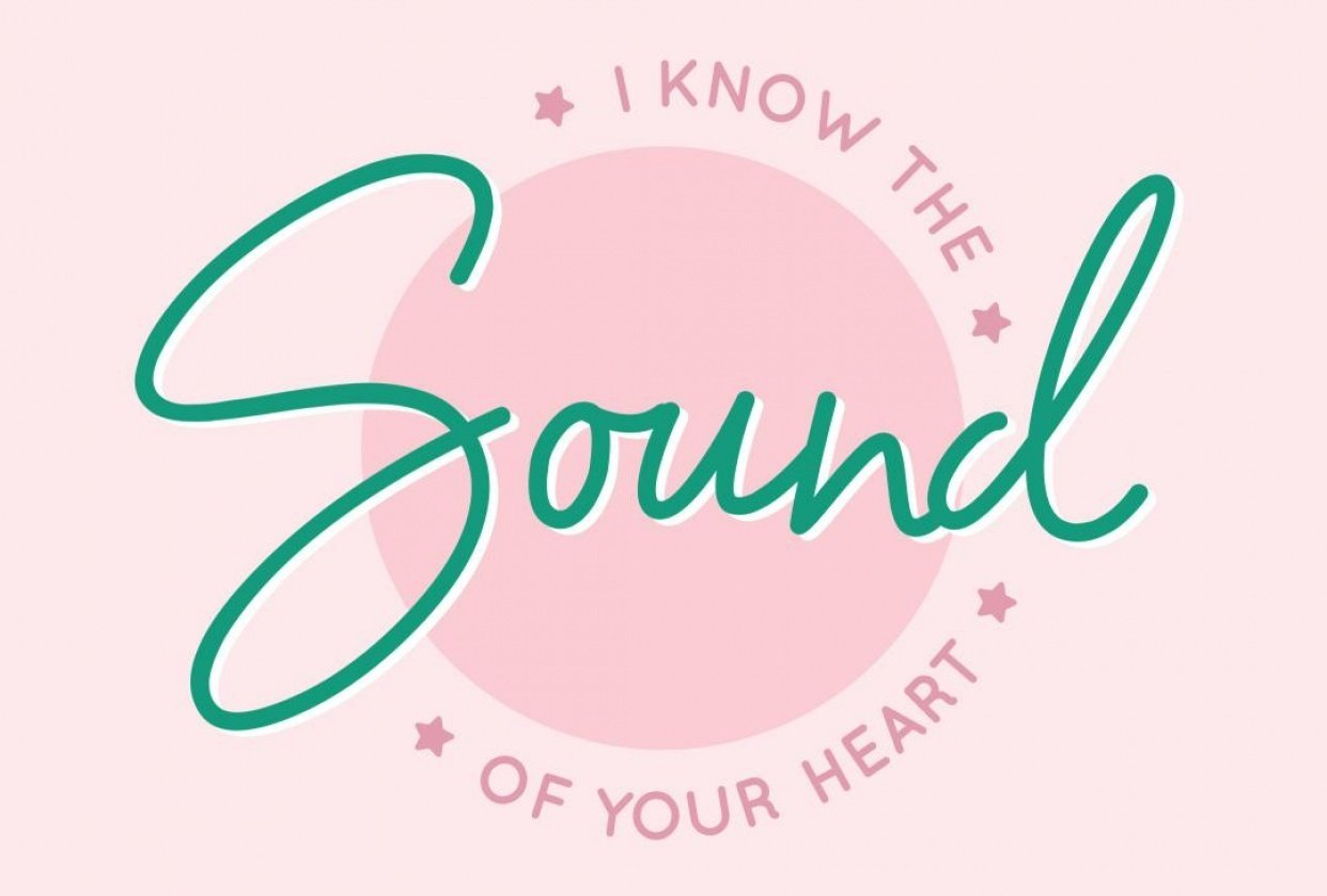 The Sound Lettering - student project