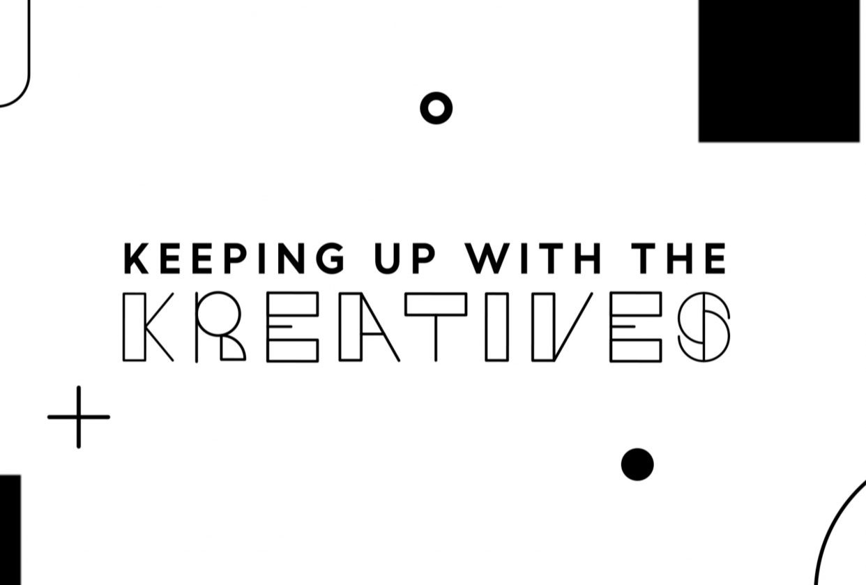Keeping Up with the Kreatives - student project