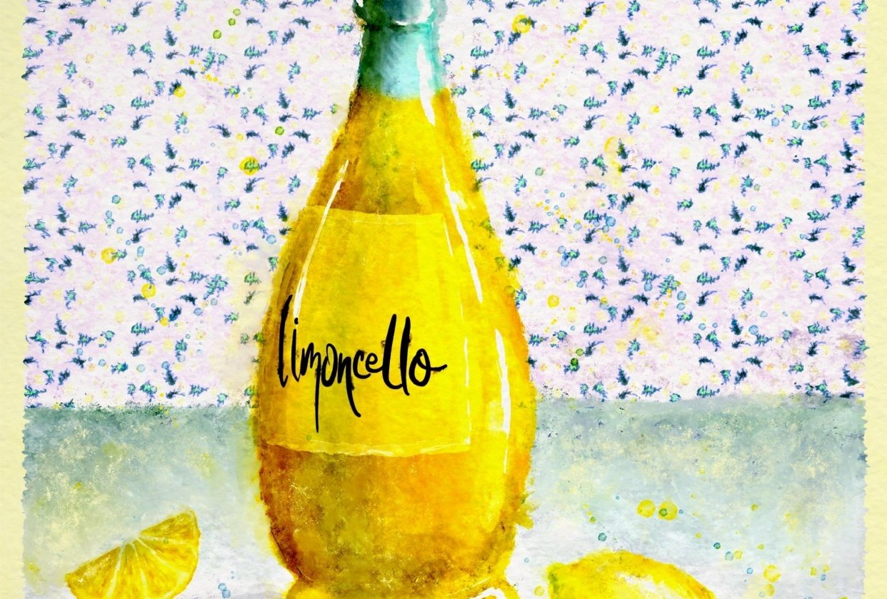 Another Limoncello - student project