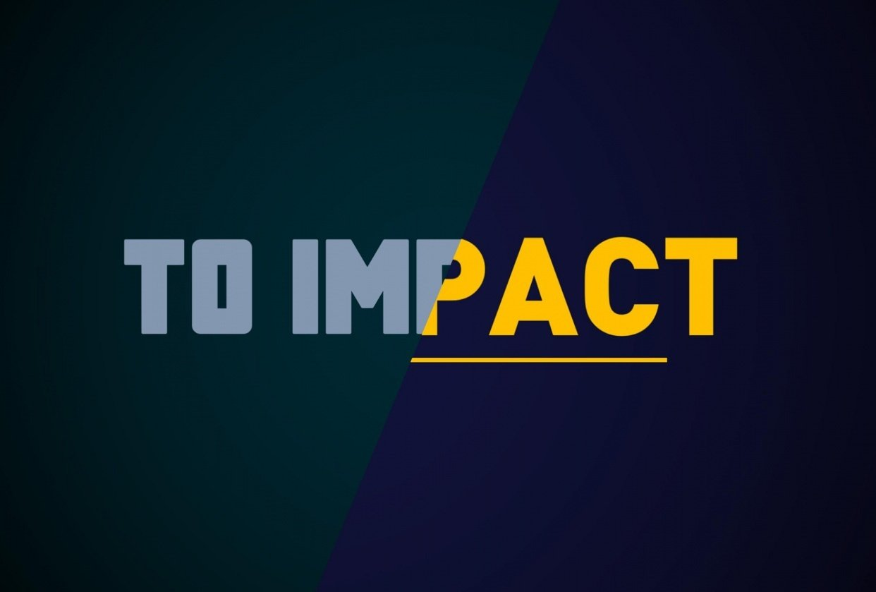 Improve Your Impact! :) - student project