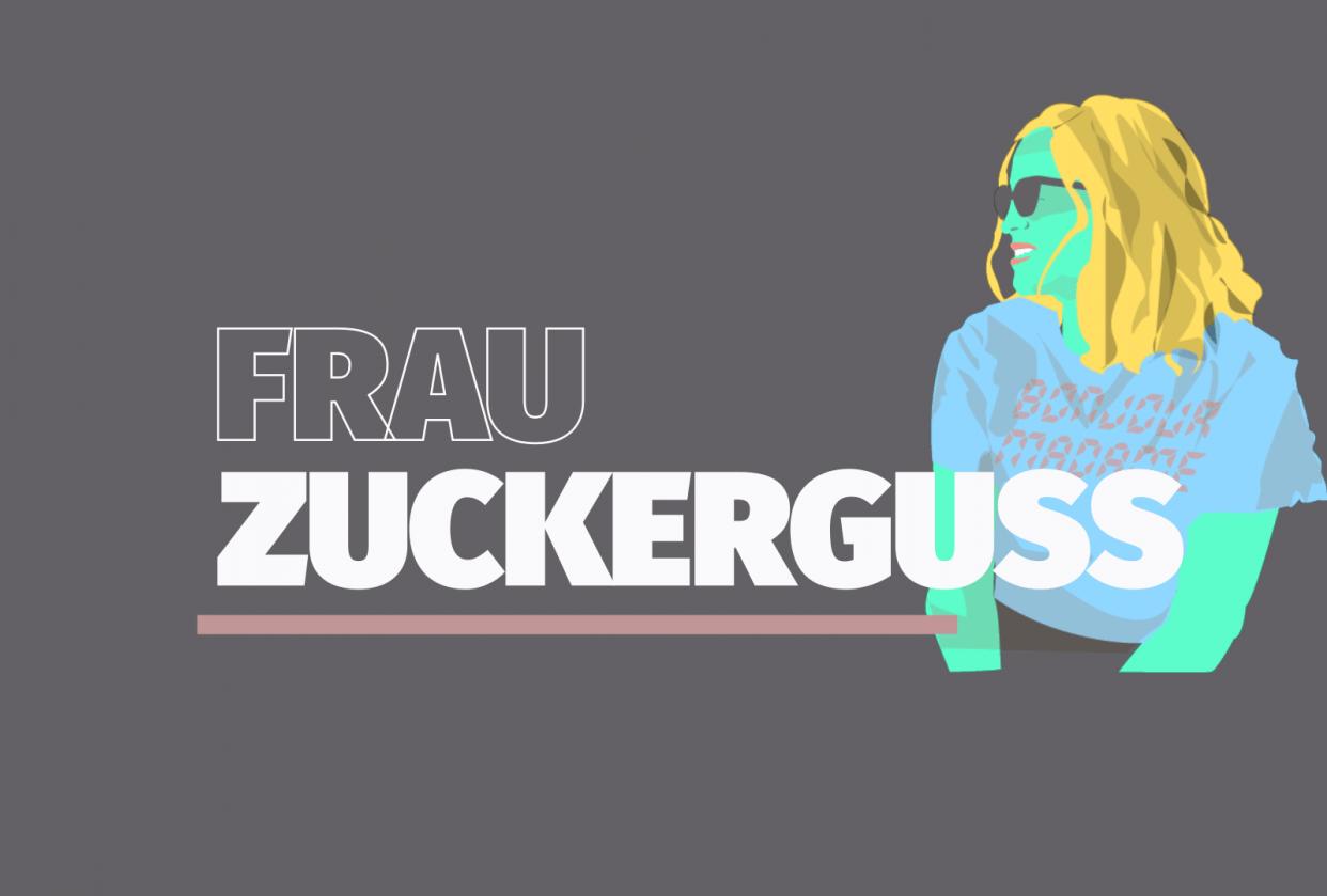 Frau Zuckerguss - student project