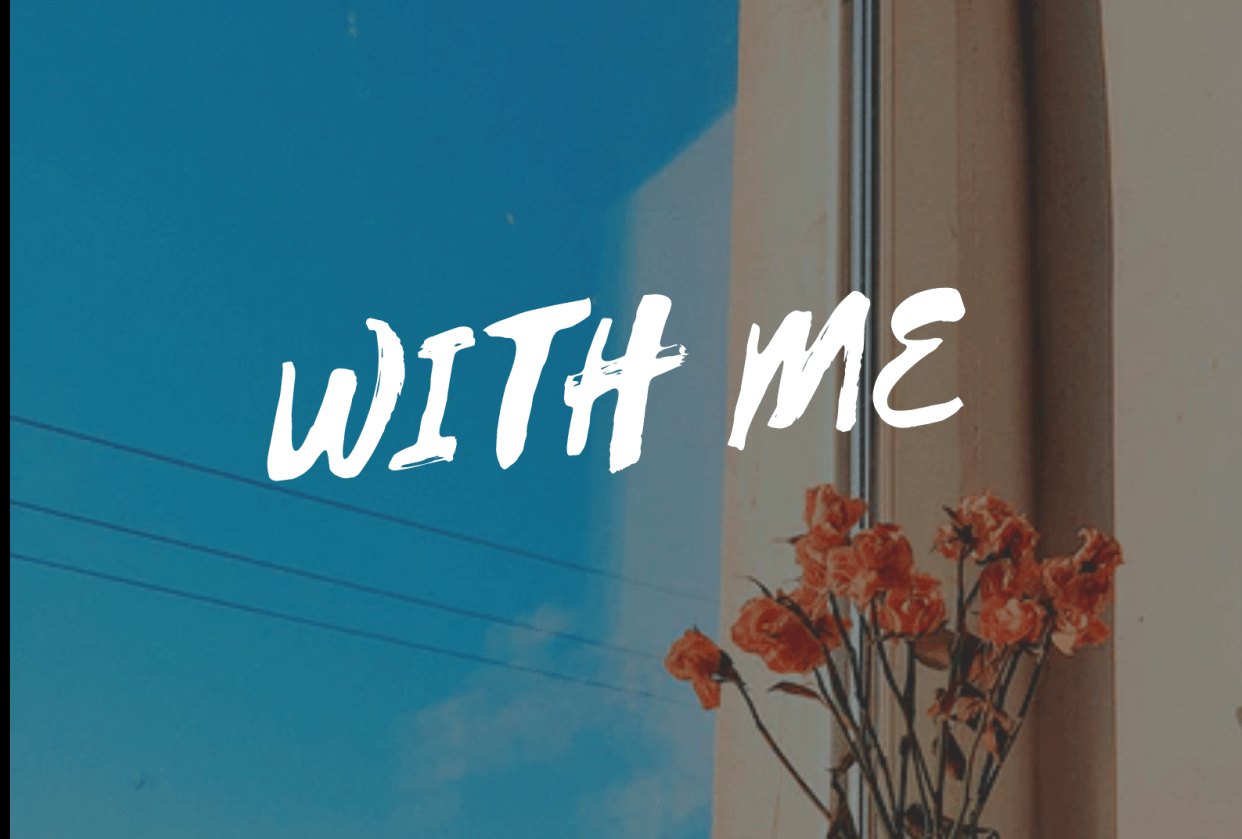 Example project: With Me - student project
