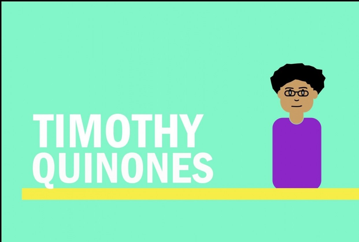 Timothy Quinones - student project