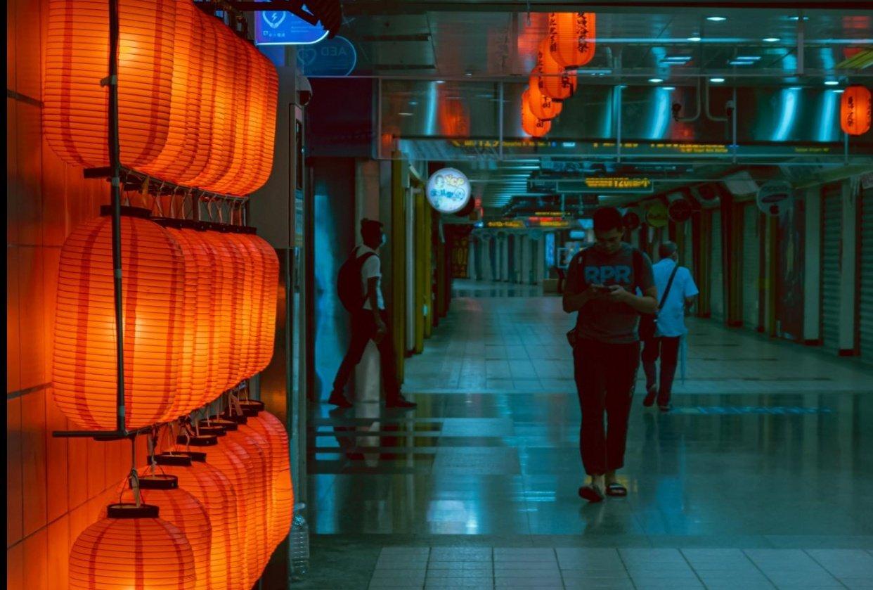 Taipei Walks - student project