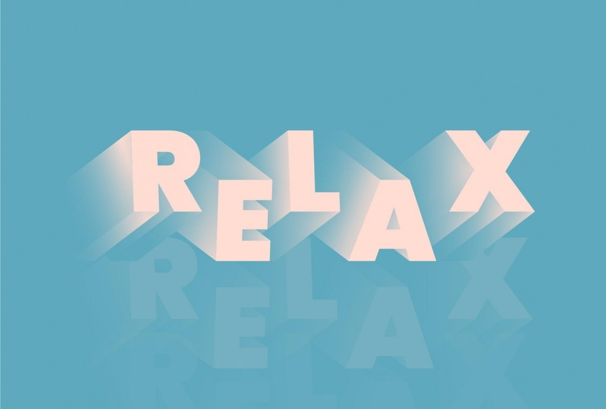 Relax - student project