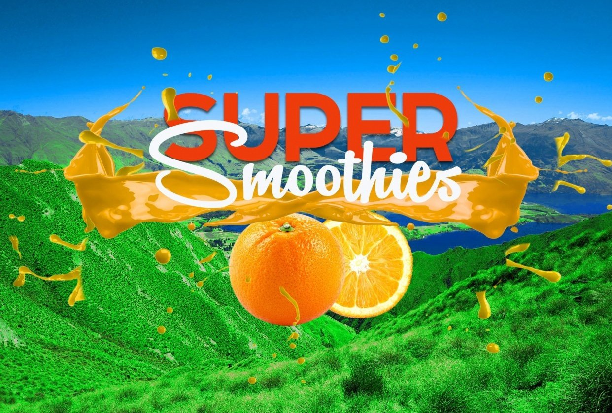 Super Smoothies - student project