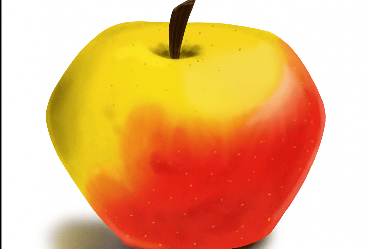 Apple By Karl - student project