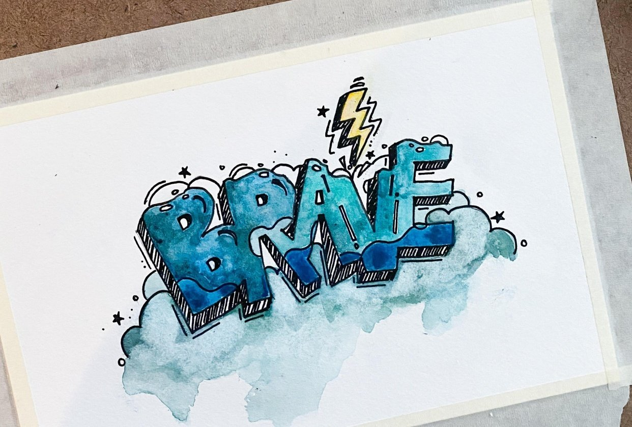 Brave - student project