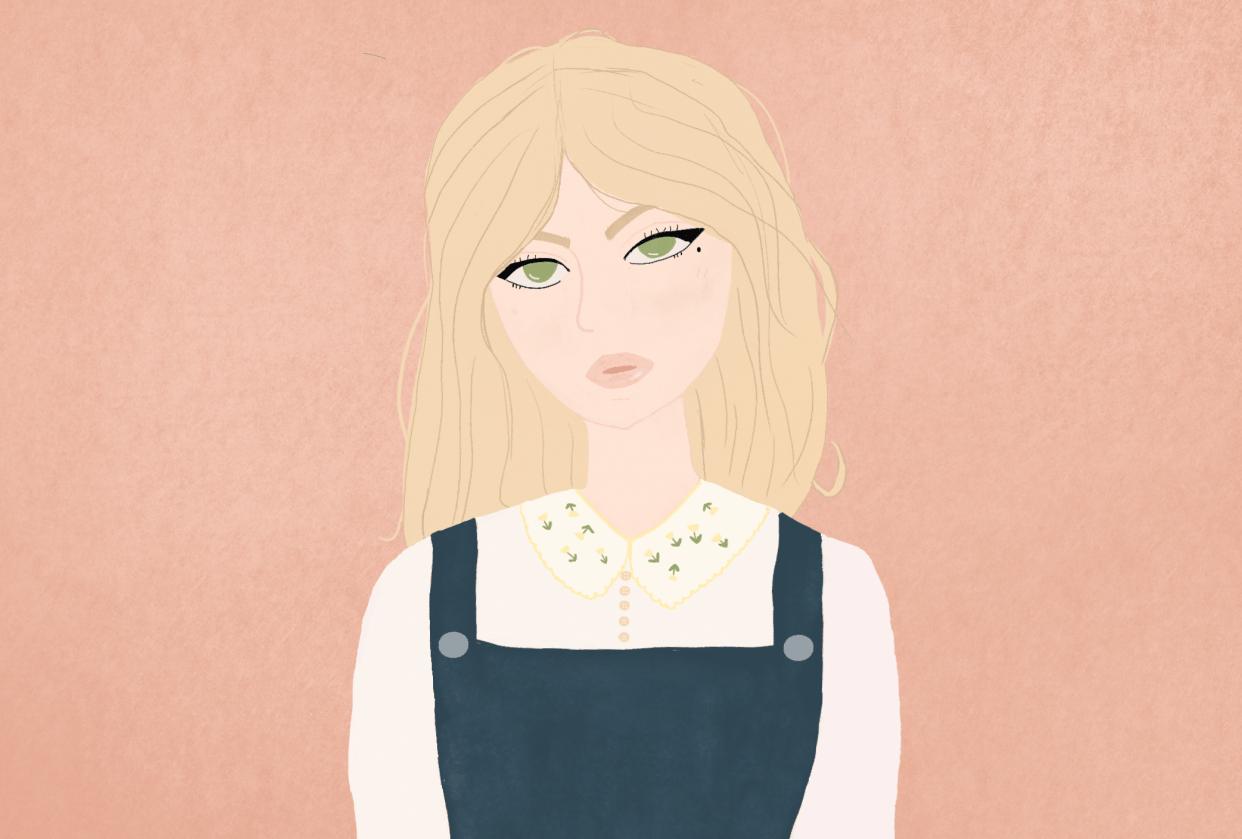 Portrait - student project