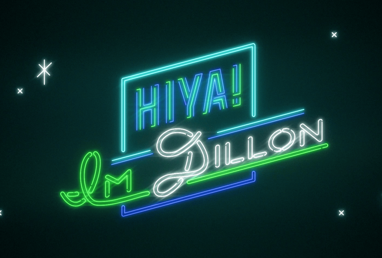 Hiya! I'm Dillon - student project