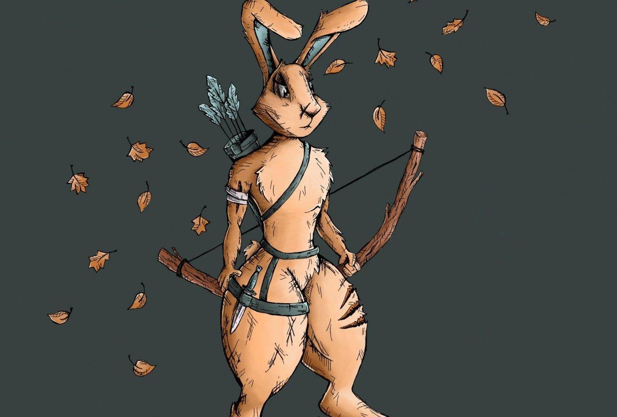 Killer Rabbit - student project