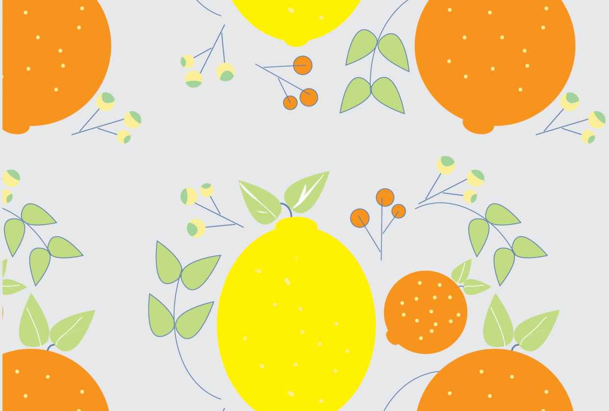 Lemons and oranges - student project
