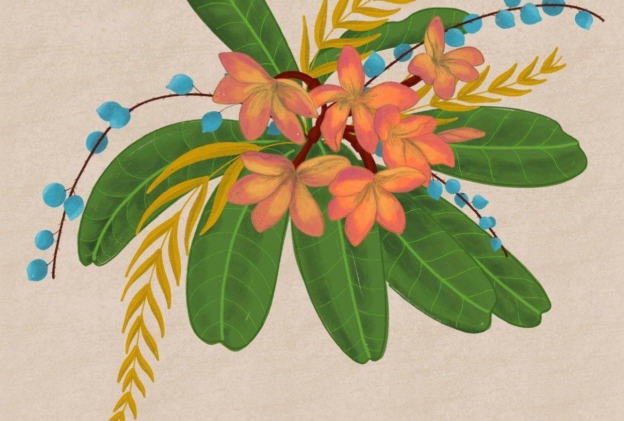 Bouquet - student project