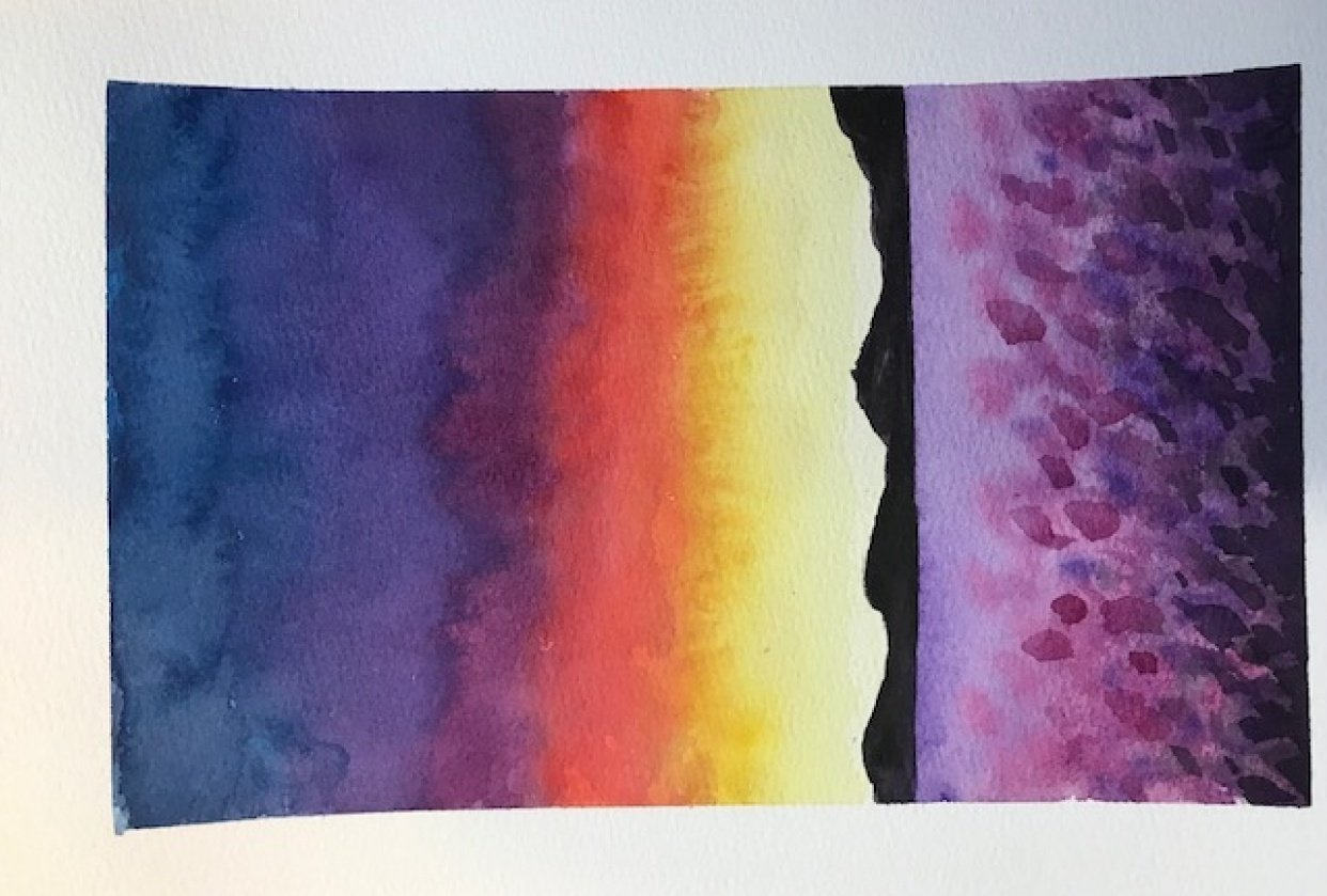 Amazing Colors - student project