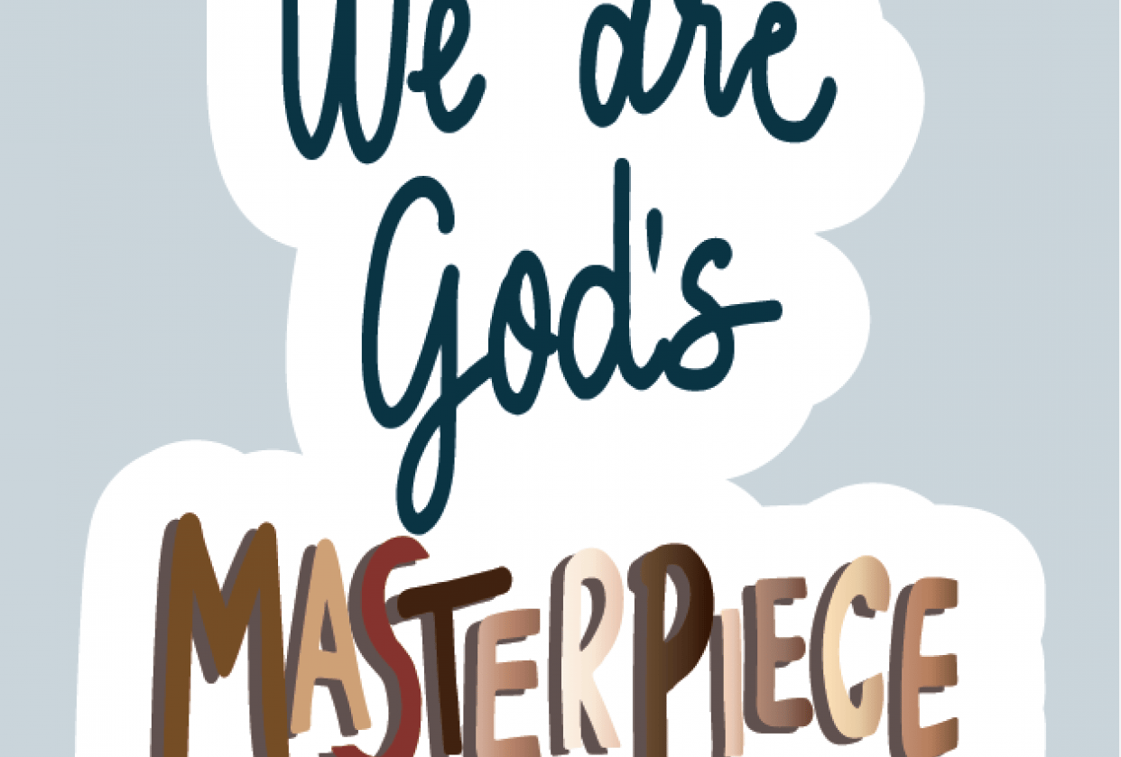 God's Masterpiece - student project